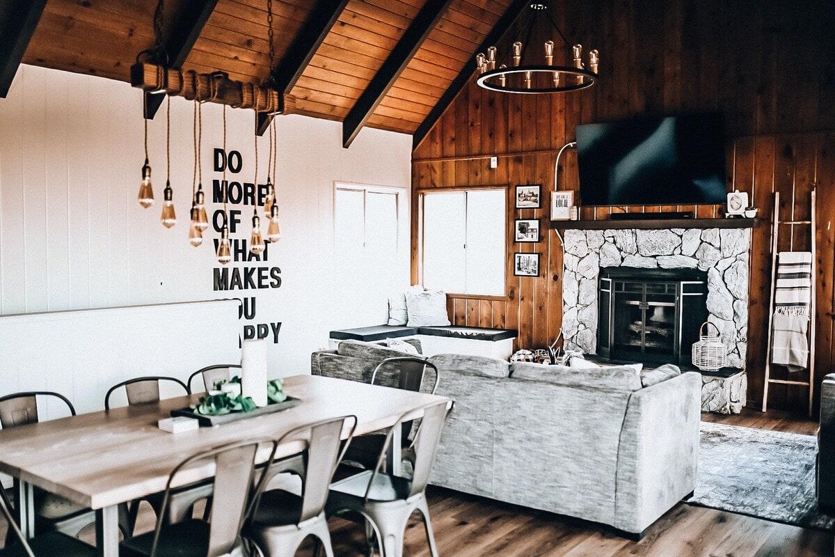 The Shack lake arrowhead airbnb