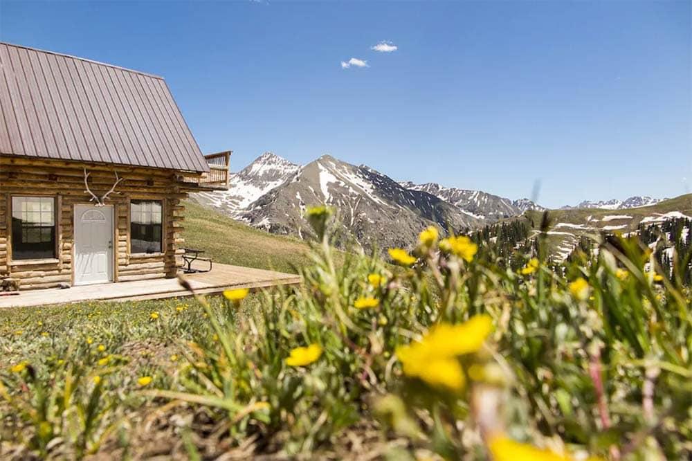 bonnie bell cabin vrbo colorado