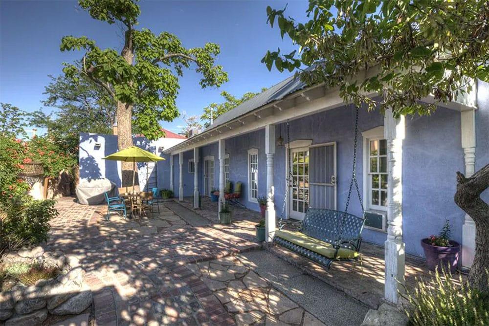 casa azul vacation rental albuquerque