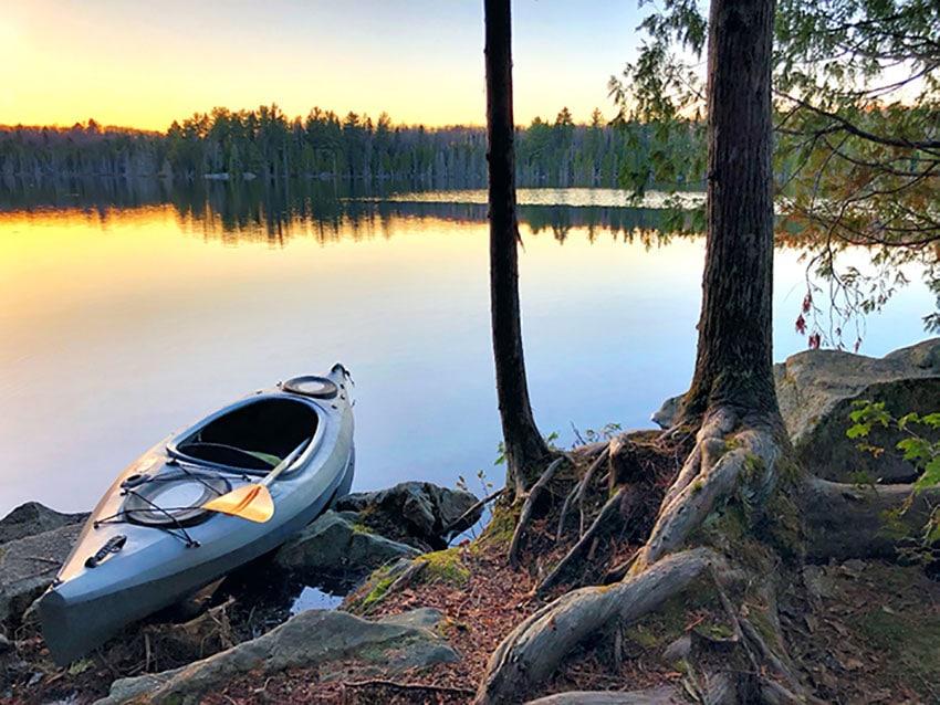 craig lake camping michigan