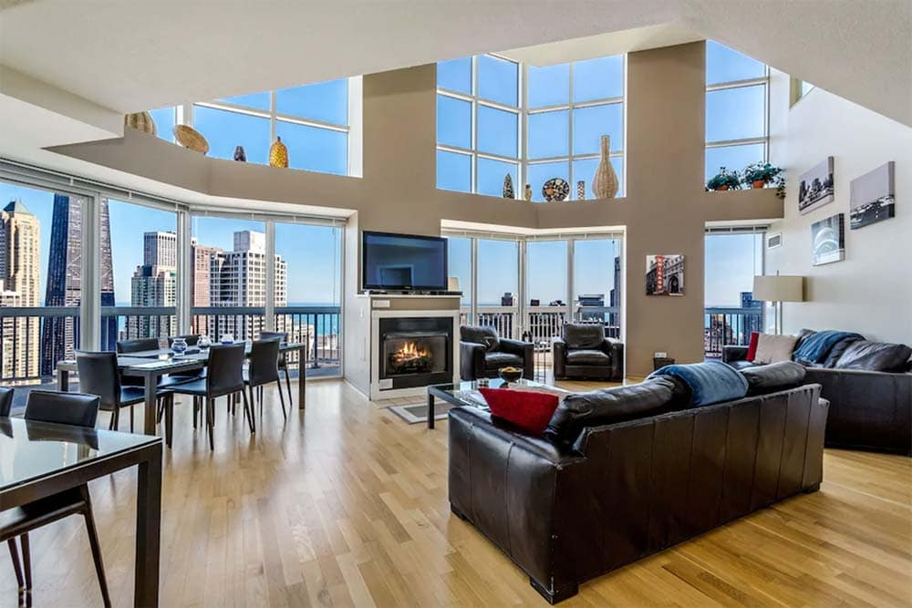 downtown chicago vacation rental