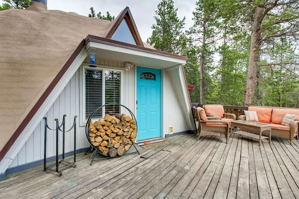 geodesic dome vacation rental colorado