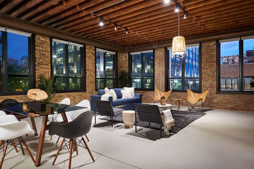 modern chicago vacation rental