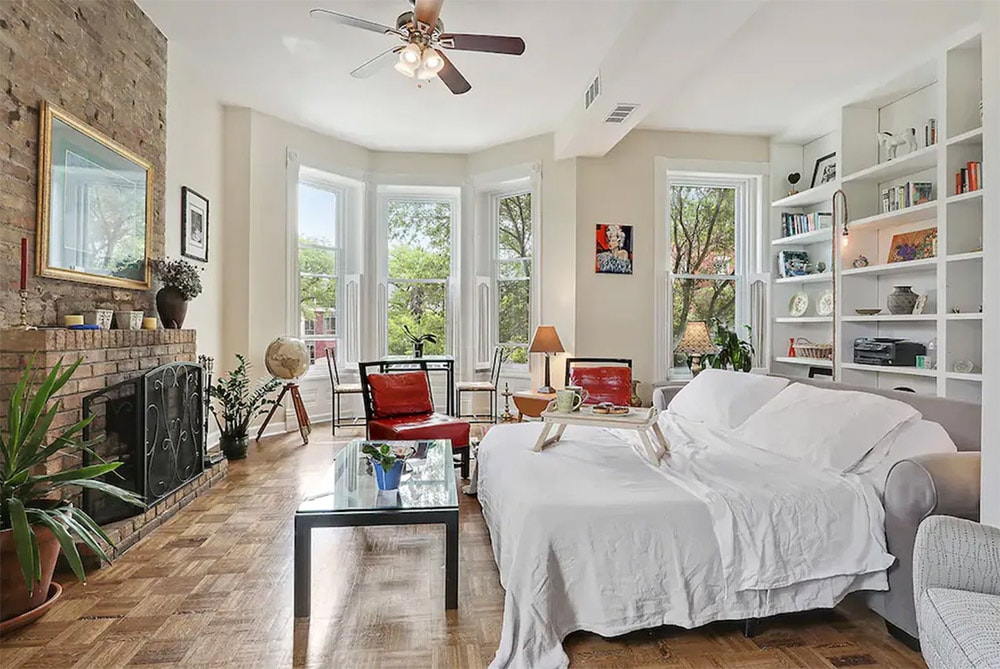 modern vacation rental chicago il