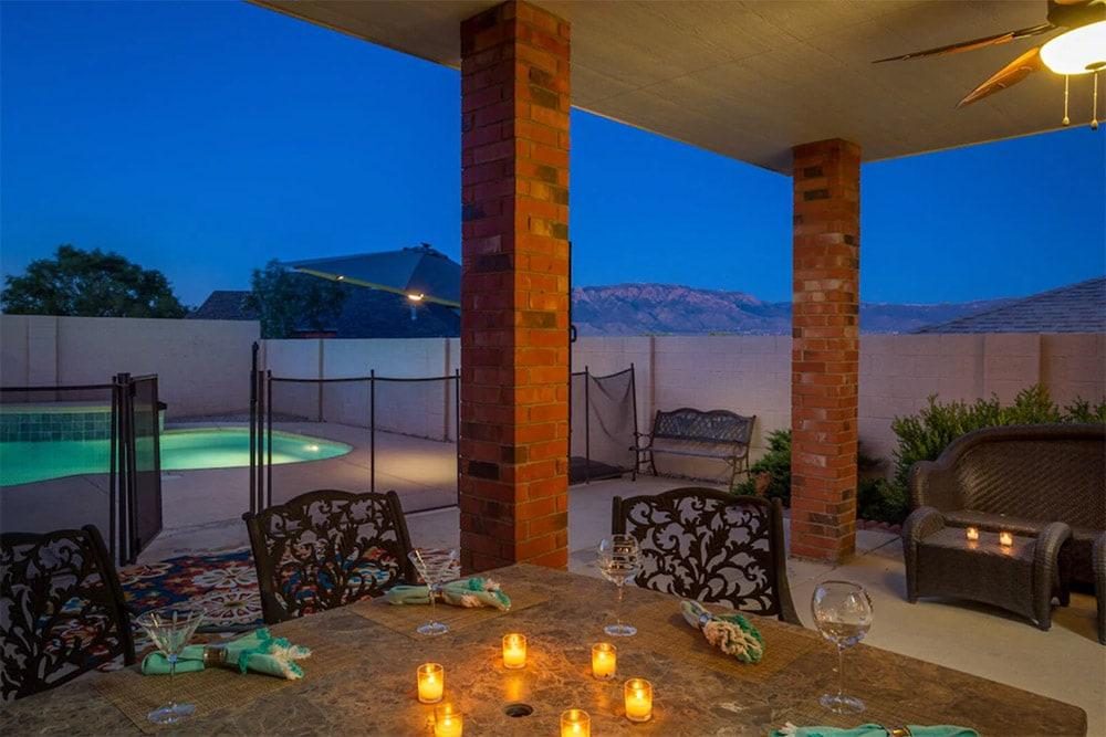 mountain view vacation rental albuquerque