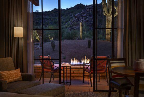 romantic getaways arizona