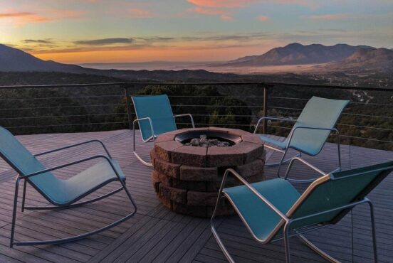 secluded cabin rentals in new mexico