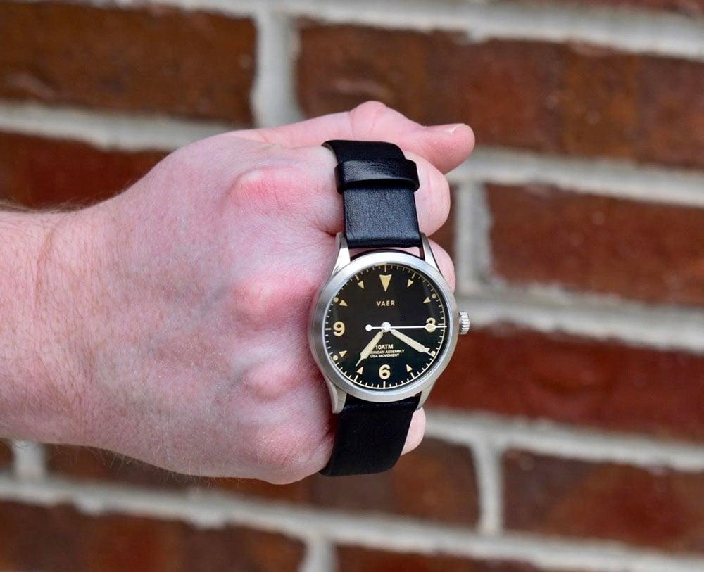 vaer c5 watch field test