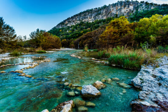 weekend road trips from austin texas