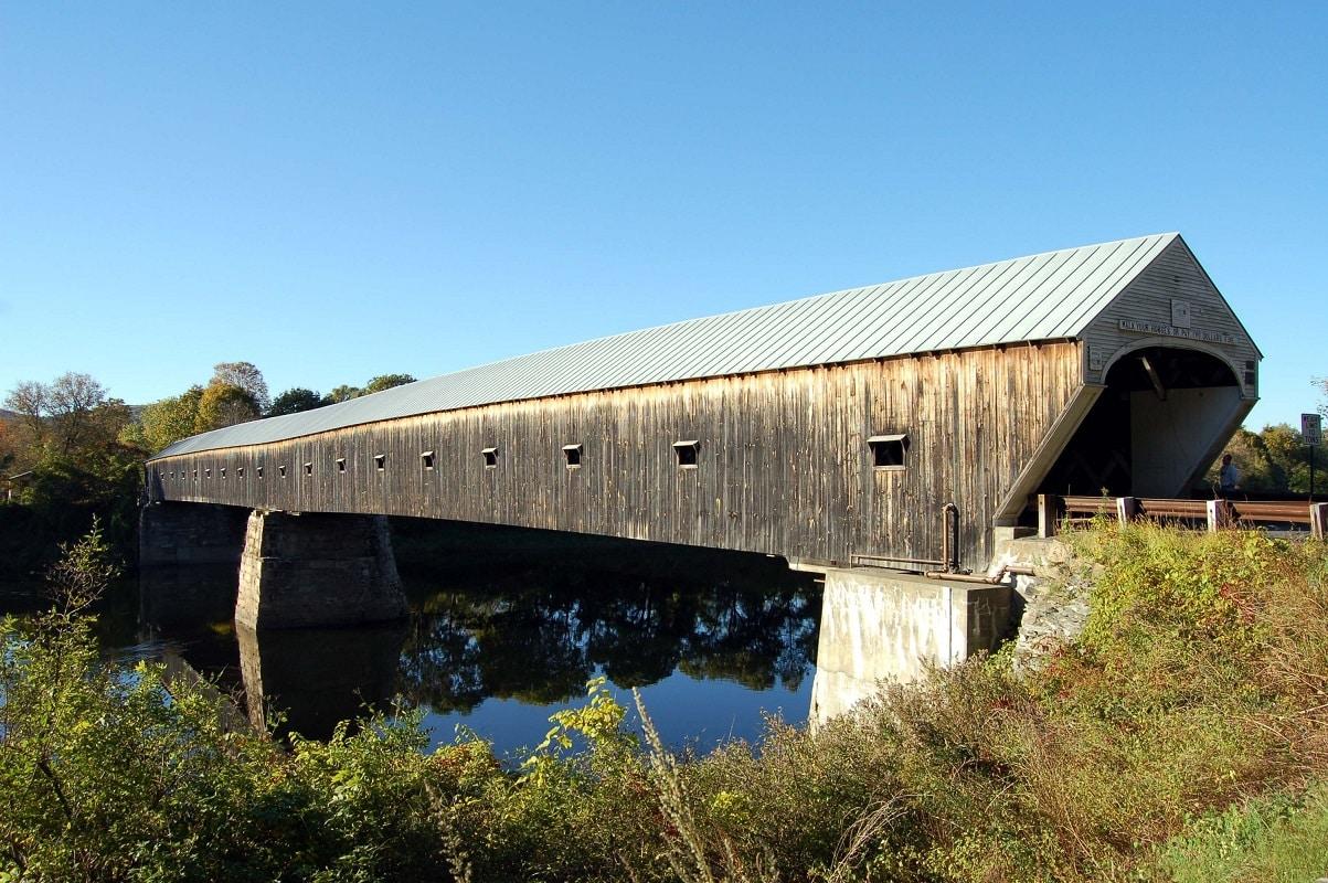 Cornish–Windsor Covered Bridge