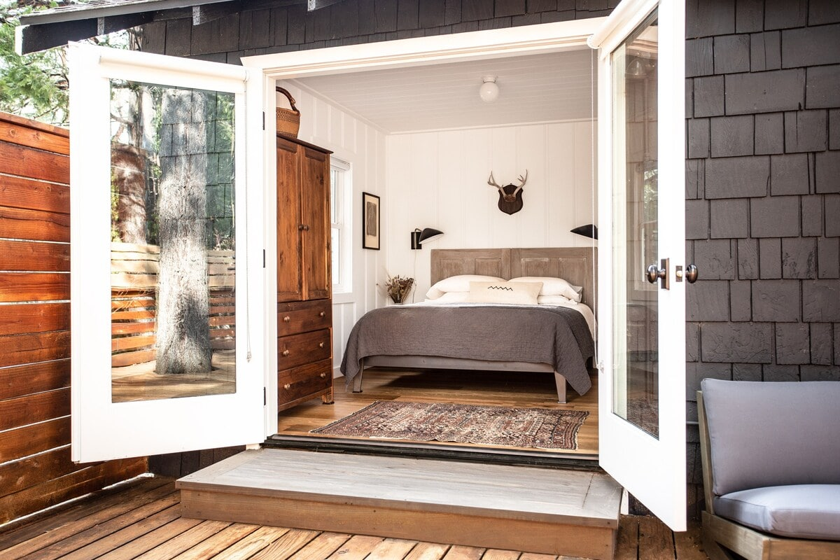 Elements Cabin idyllwild ca