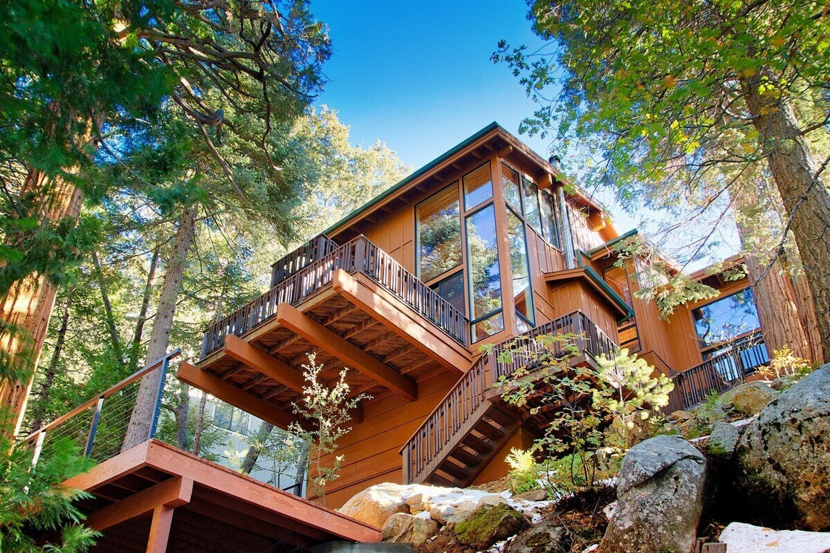Haven Idyllwild airbnb rental