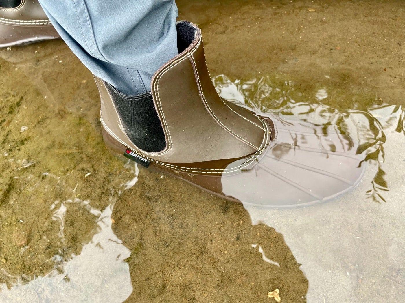 Baffin Huron waterproof