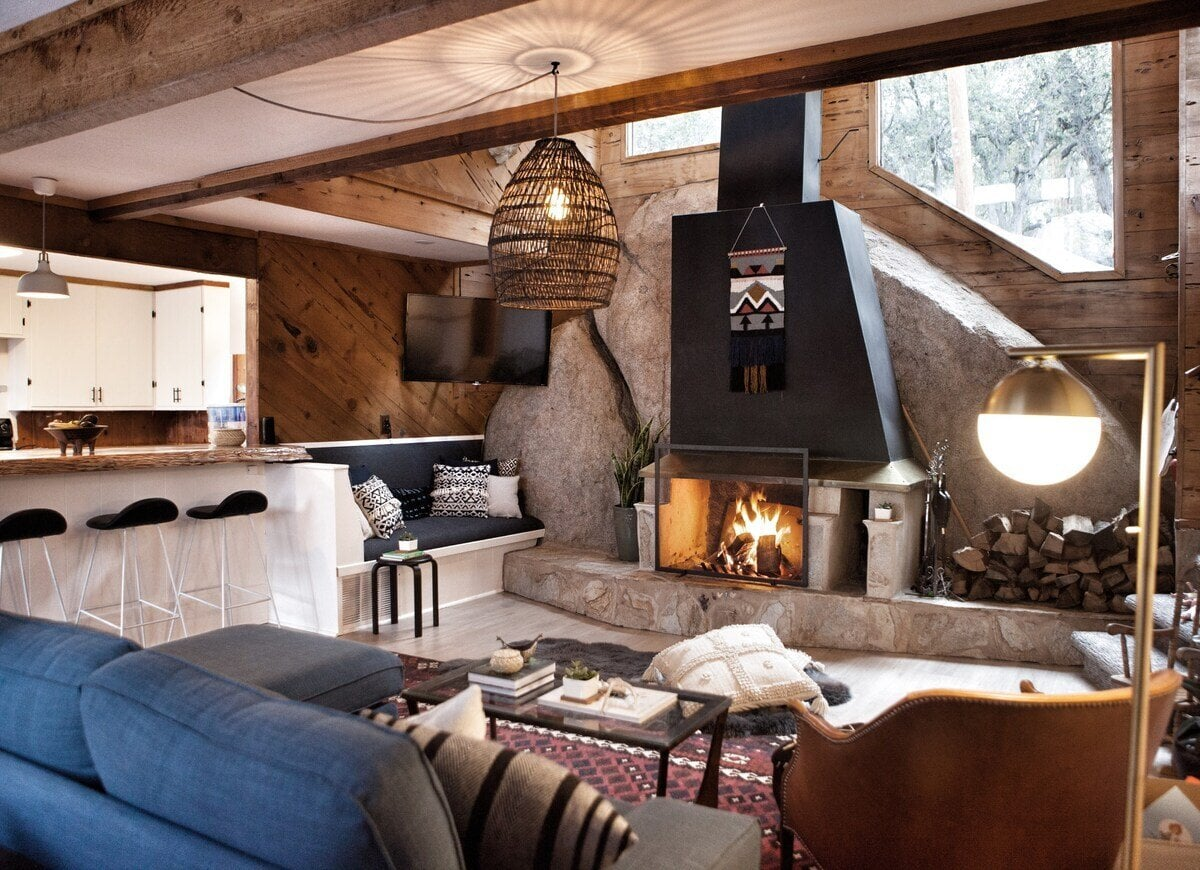 The Boulder Lodge in Idyllwild