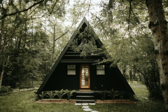 a-frame cabin rentals