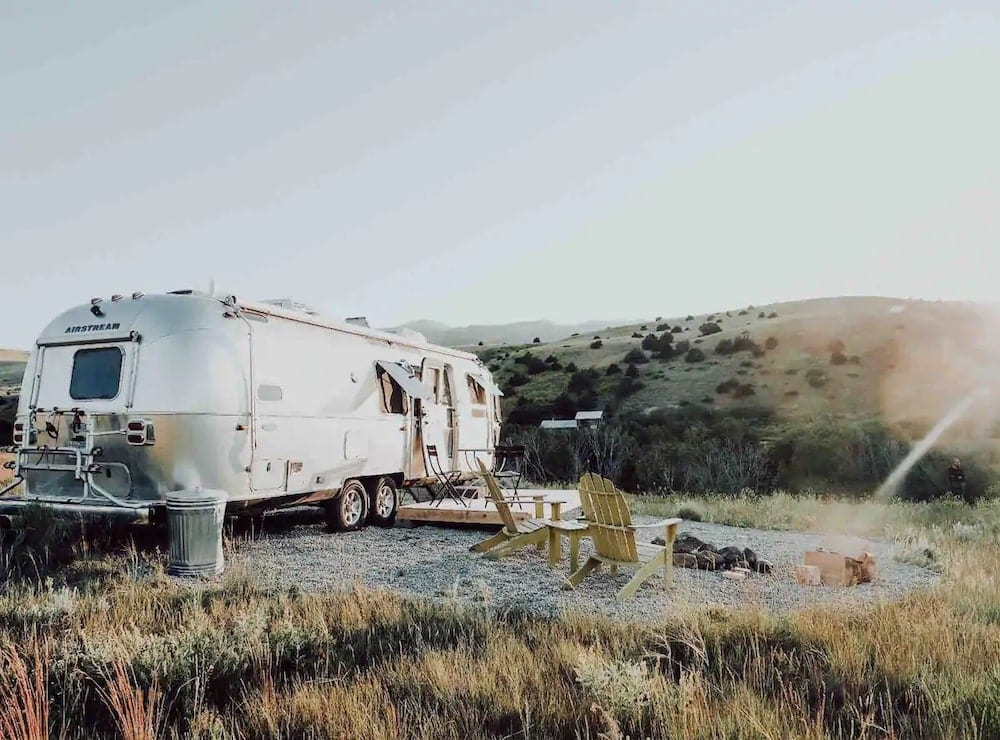 airstream in the wild rental