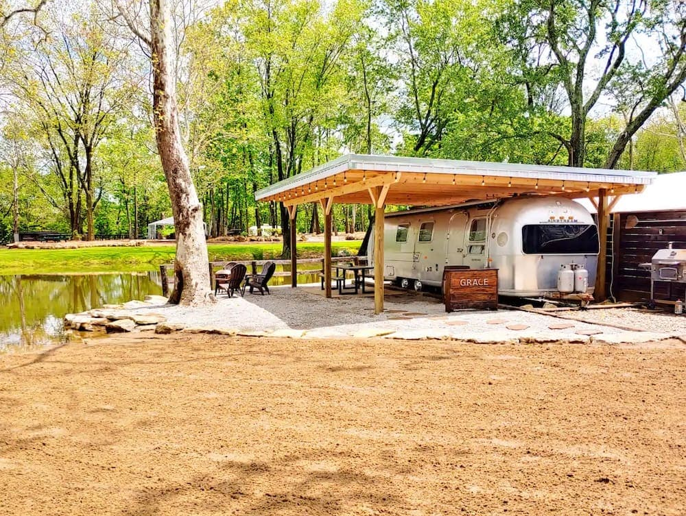 the grace airstream rental