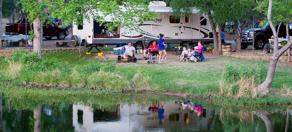 inks lake state park Austin rv