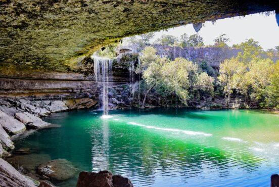 Austin swimming holes