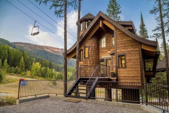 best glamping in montana