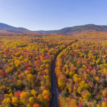 best scenic drives in new hampshire