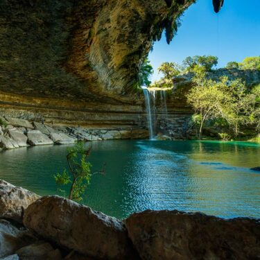 best swimming holes in texas