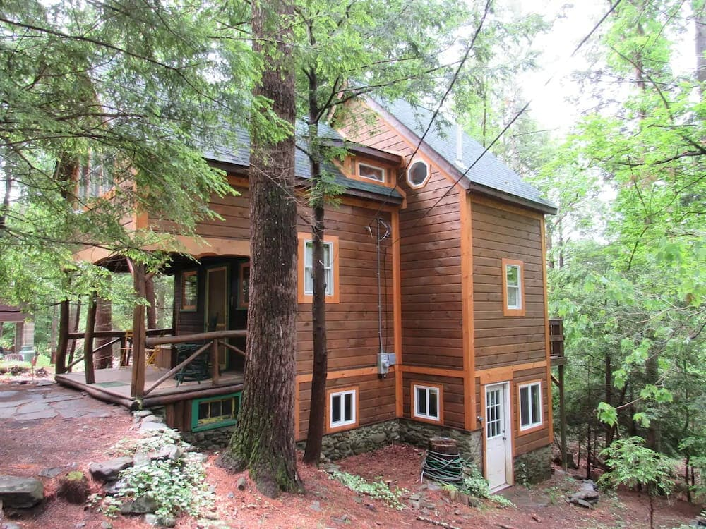 chestnut cabin pennsylvania cabins