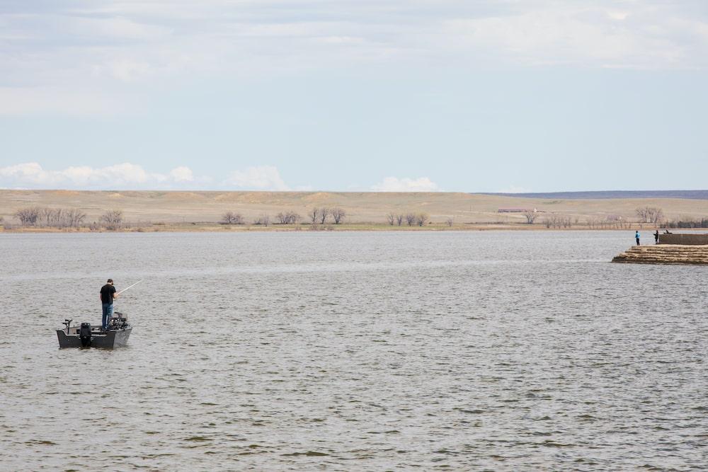 Jackson Lake Colorado swimming