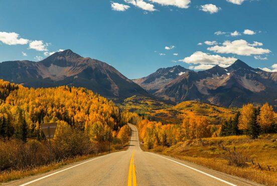 colorado scenic drives