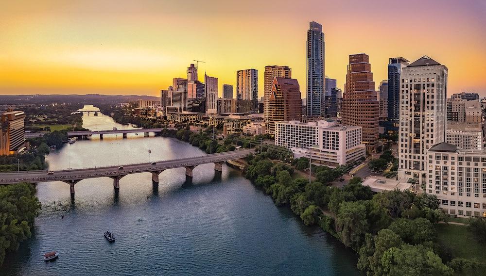 Austin Texas Dallas road trip