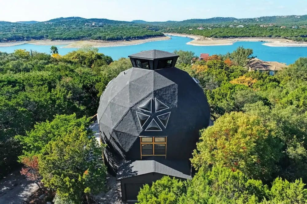 the geodome dome home