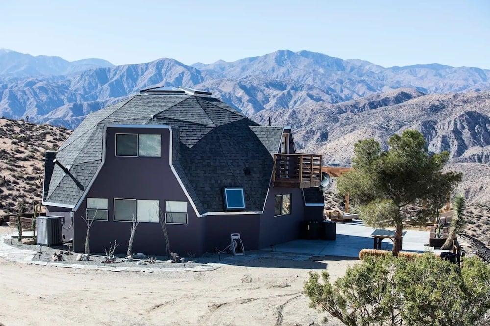 Hawkeye dome home