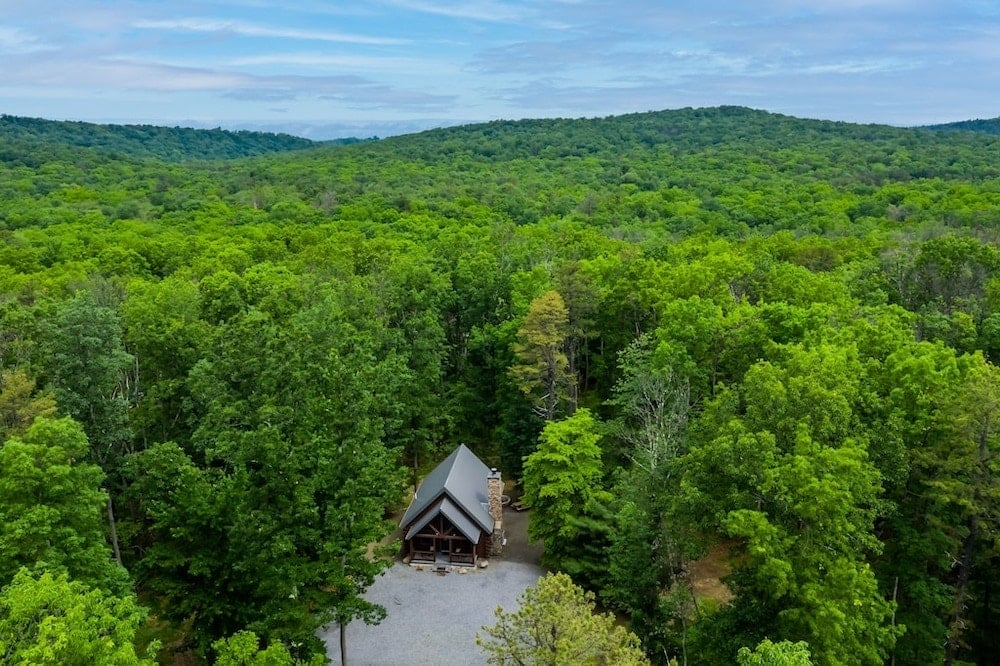 forest house pennsylvania cabins