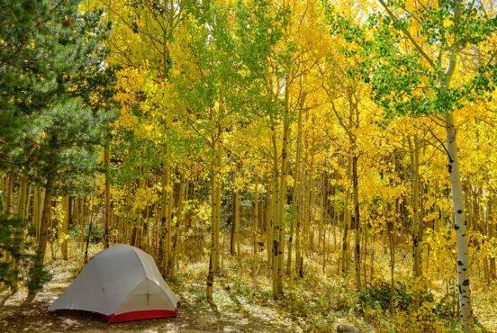 free camping near boulder colorado