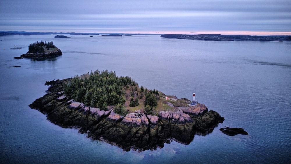 bold coast Maine scenic drives