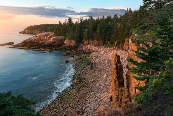 maine scenic byway drives