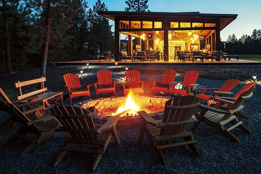 montana glamping resort