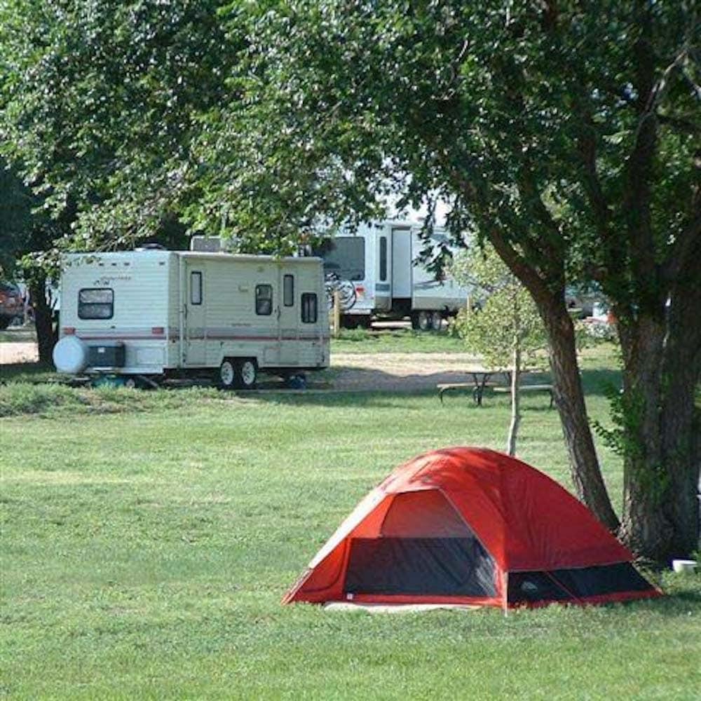falcon meadow rv campground Colorado