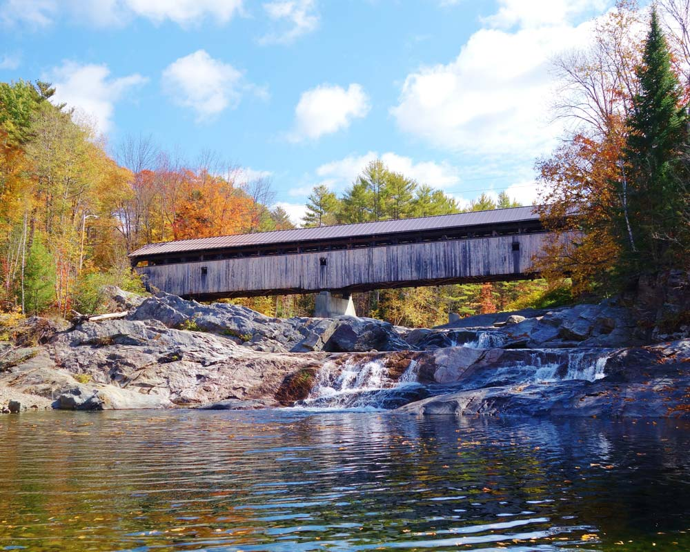 swiftwater falls new hampshire