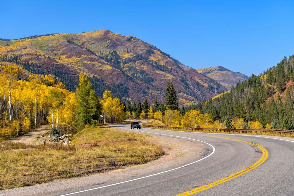 west elk scenic drive colorado
