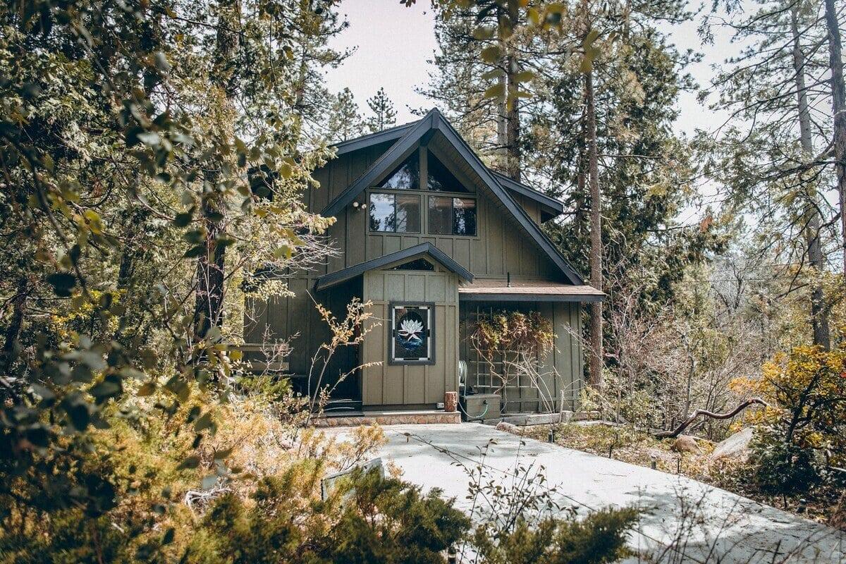whiskey creek cabin Idyllwild california