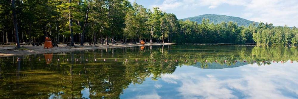 white mountain camping white lake state park