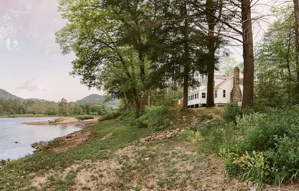 the river house adirondacks
