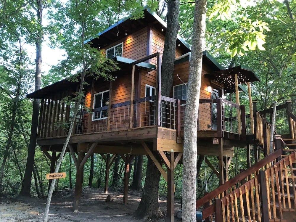graham's treehouse