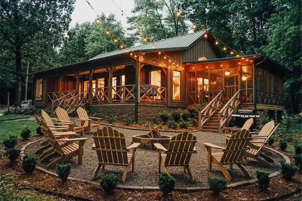 the retreat at turkey lake airbnb