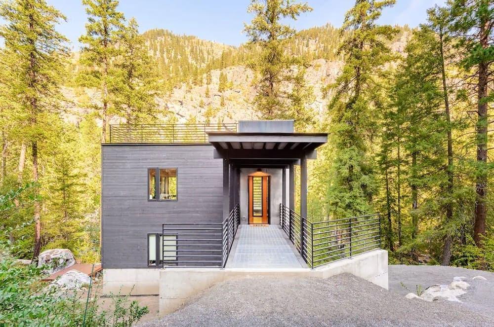 Leavenworth Treefort airbnb