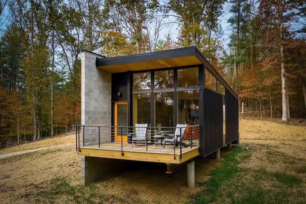 modern Nashville airbnb