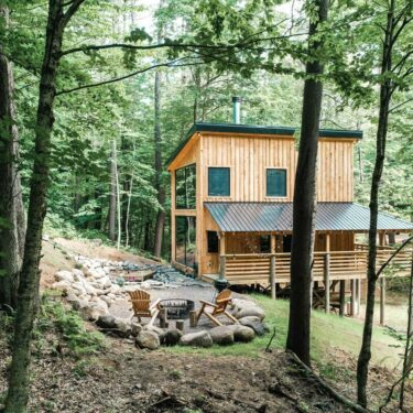 best airbnbs adirondacks