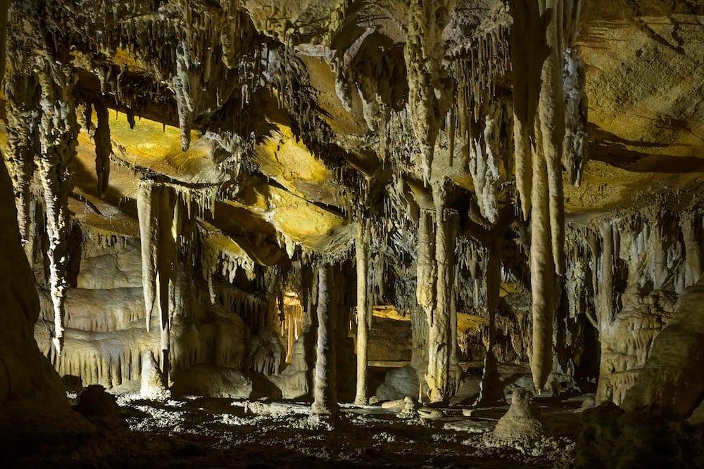 Great Basin Lehman caves