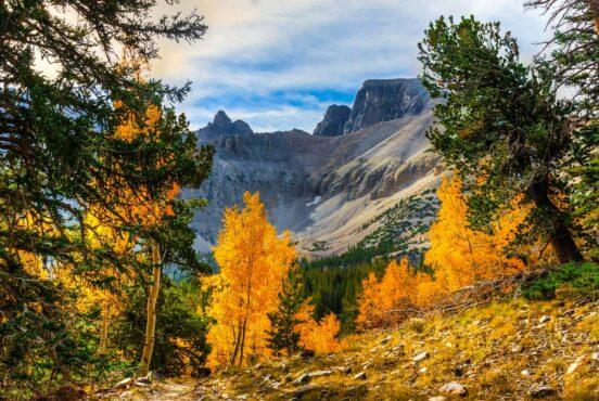 reasons to visit Great Basin national park Nevada
